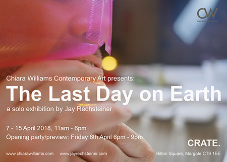 The Last Day on Earth, art exhibition by Jay Rechsteiner